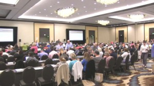 Family Law Institute Crowd